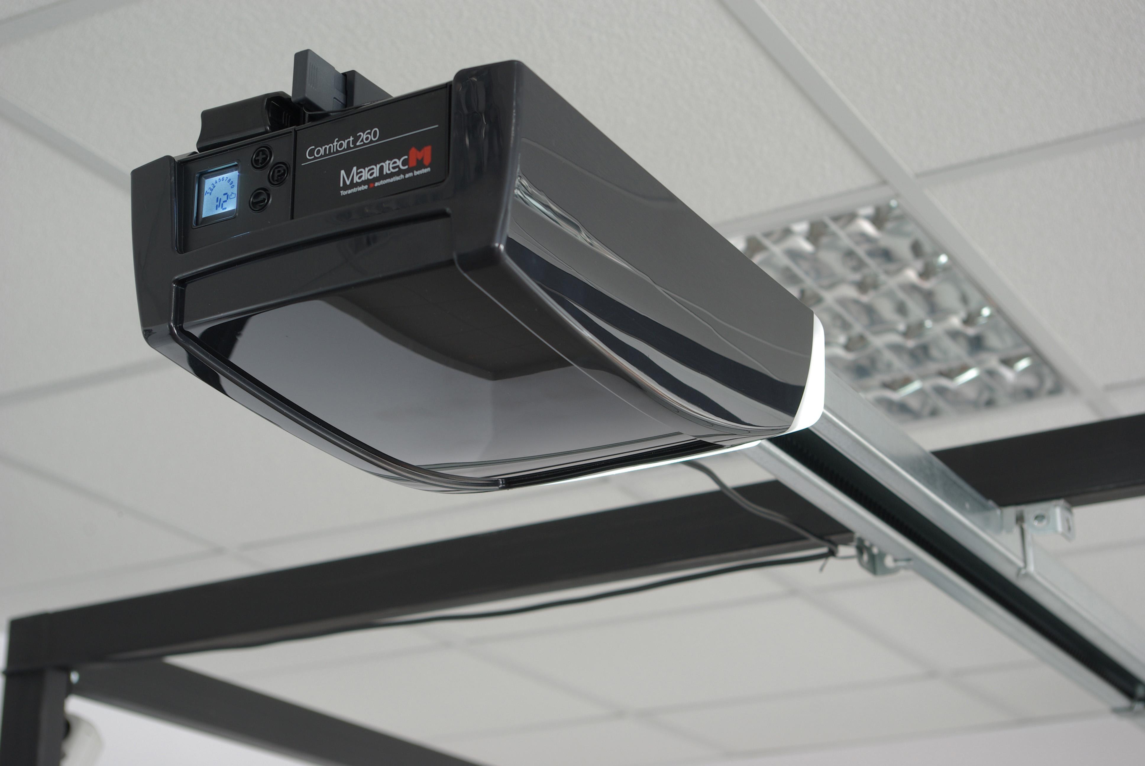 Автоматизация за гаражни врати Comfort 260-280,360-380 - 0