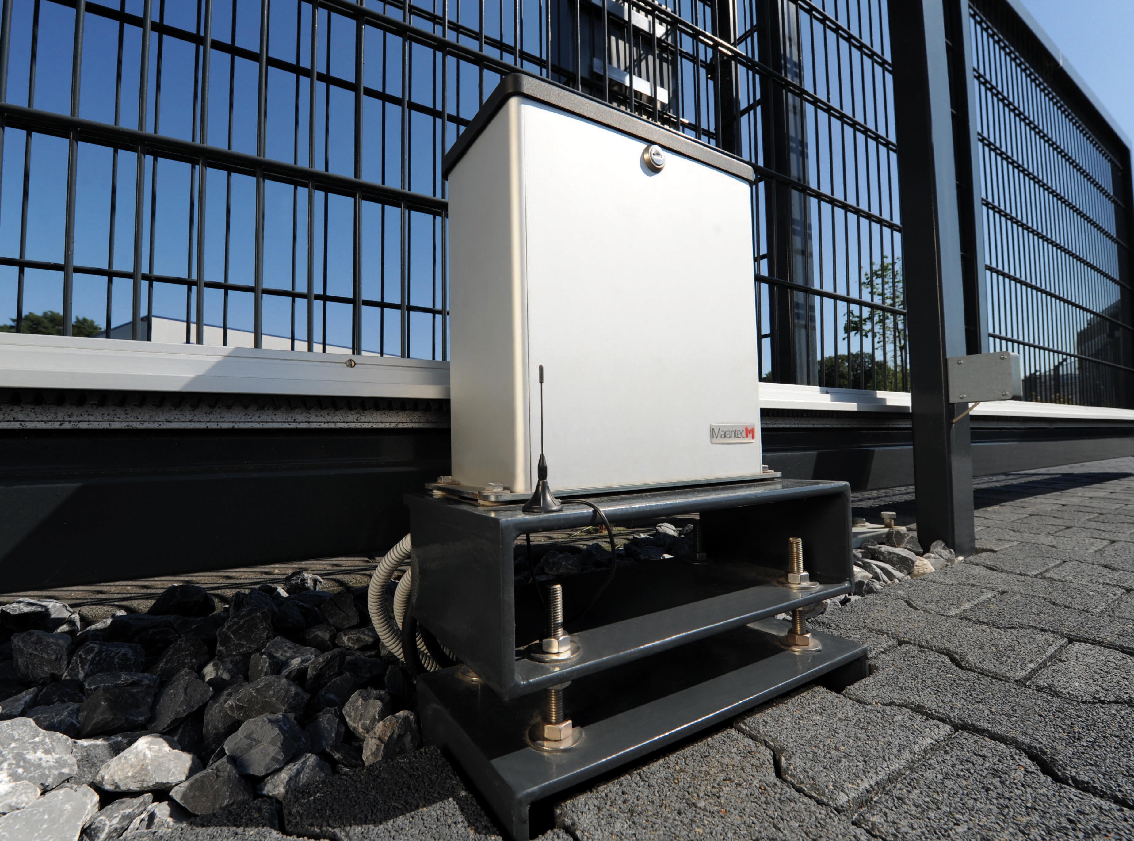 Автоматизация за дворни врати Comfort 516,Comfort RA2224,Comfort 861S,Comfort SU500F - 2
